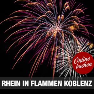 13.08.2016 – Rhein in Flammen in Koblenz