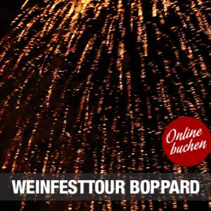 22.09.2018 – Weinfesttour nach Boppard zum Feuerwerk