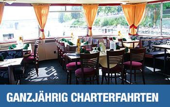 Charterfahrten Rhein Schiff mieten